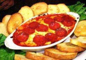 Jockos Lasagna Dinner